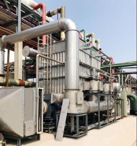 化工厂有毒气体及VOC气体的特点